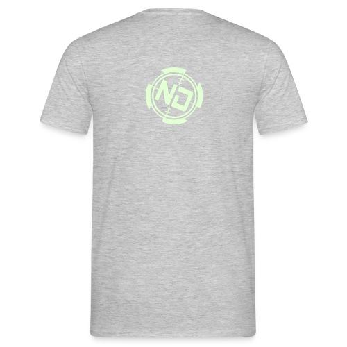 ND CROSSHAIR PALLO 2017 - Miesten t-paita