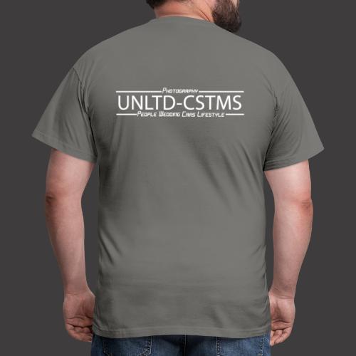 unlimited 02042020 weiß - Männer T-Shirt