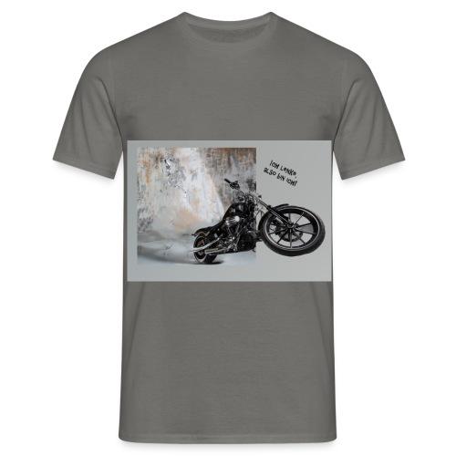 Chopper - Ich lenke, also bin ich! - Männer T-Shirt