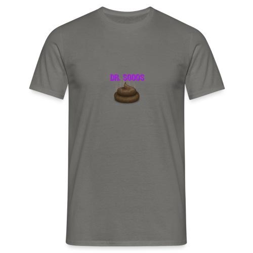 Dr Soos Kackzeichen - Männer T-Shirt