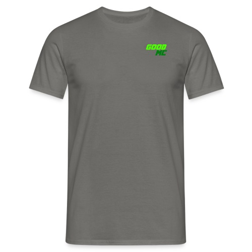 GoodMC Server merchandis - Mannen T-shirt