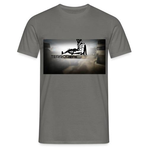 Terrorbyte_Clan - Männer T-Shirt