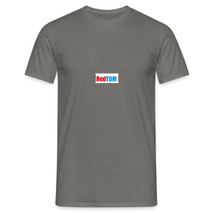 RedRed TDMBlue - Men's T-Shirt