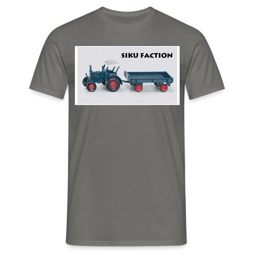 SikuFactionCap - Männer T-Shirt