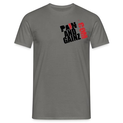 painandgainz3 - Maglietta da uomo