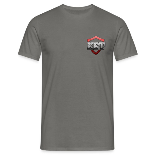 Kbt logo - Men's T-Shirt