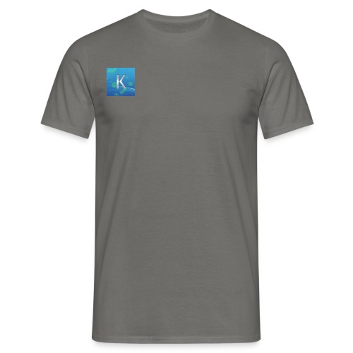 K logo - Men's T-Shirt
