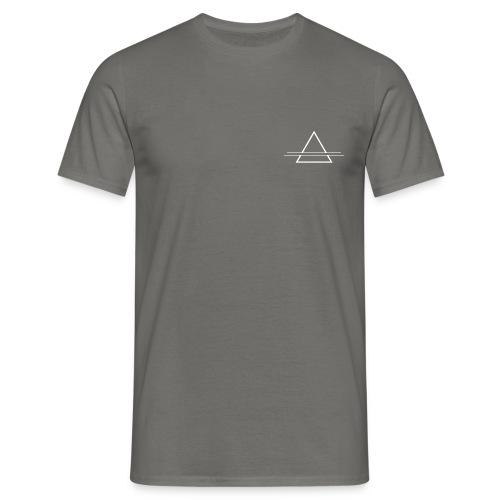 MOUNTAIN TRIANGLE - Mannen T-shirt