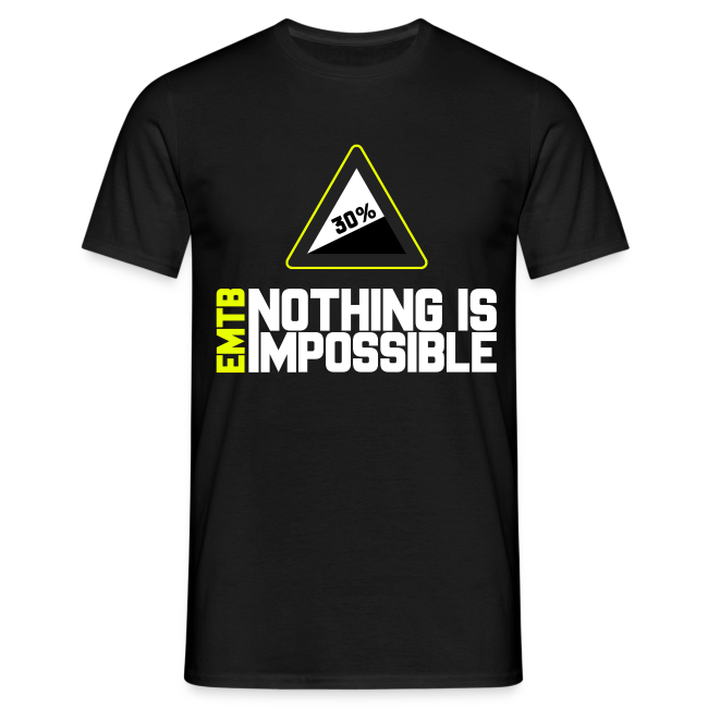 EMTB Nothing is Impossible - 30%