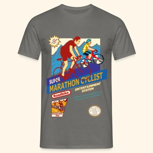 SUPER MARATHON CYCLIST - Maglietta da uomo