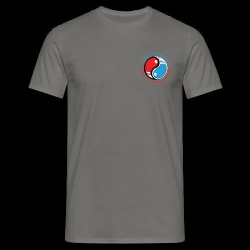 Ying Yang for Fighter - Männer T-Shirt