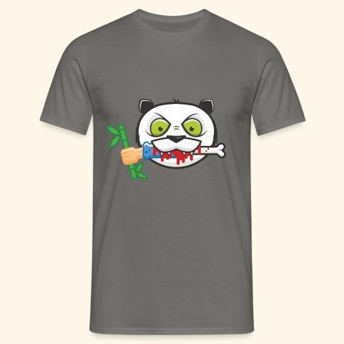 Panda furieux - T-shirt Homme
