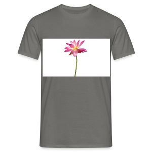 cutout-lotus-country-white-background-158767 - T-shirt herr