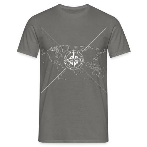 Black Swell Original Weiss - Männer T-Shirt
