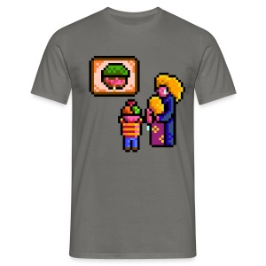 familycri - T-skjorte for menn