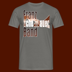 FSB logo brown - Men's T-Shirt