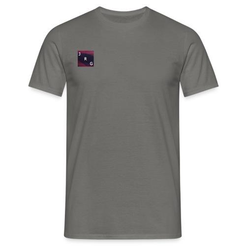 JustRomGames Logo - Männer T-Shirt