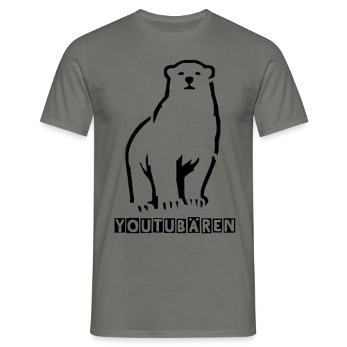 Youtubären - Männer T-Shirt