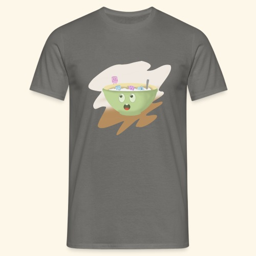 Milk party - Camiseta hombre