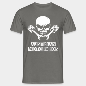 AustrianMotorBros - Männer T-Shirt