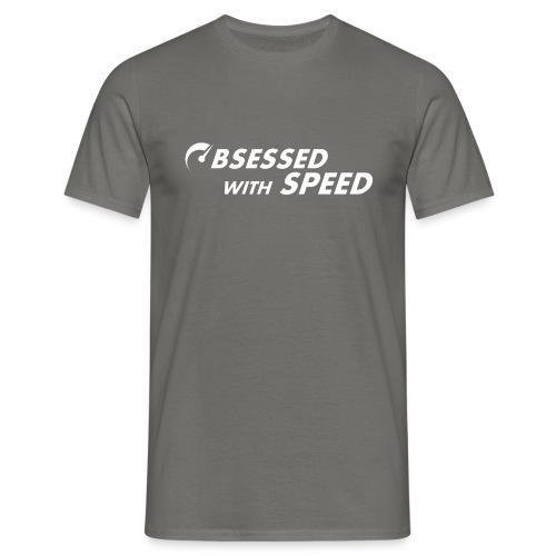 Classic T-Shirt (Wit Logo) - Mannen T-shirt