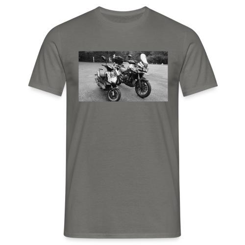 50cc ft 1200cc ! - T-shirt Homme
