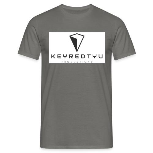 Keyredtyu Productions - T-shirt herr