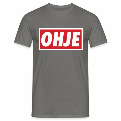 Ohje Obey - Männer T-Shirt