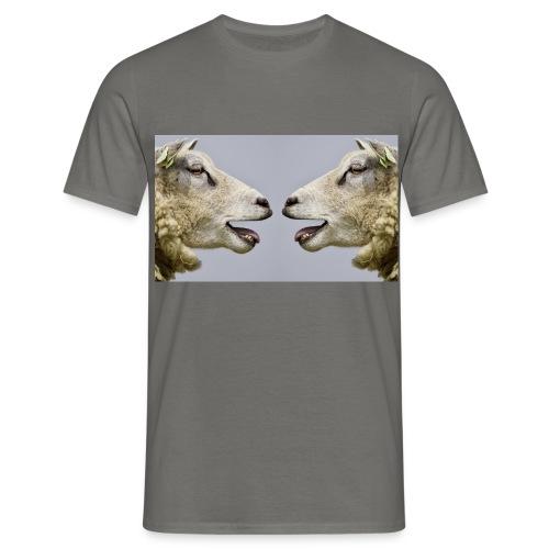 Schafe - Männer T-Shirt