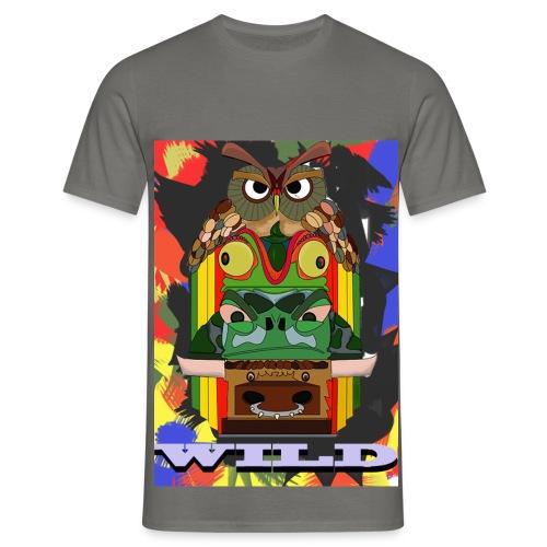 Totem Animal - T-shirt Homme