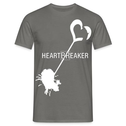 Heartbreaker White - Maglietta da uomo