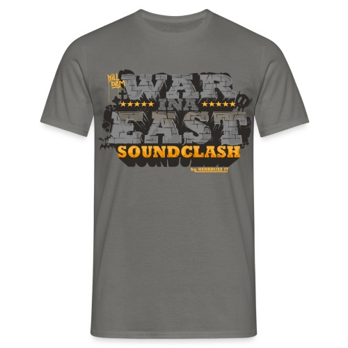 WAR INA EAST but - Men's T-Shirt