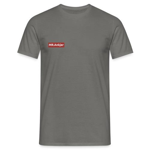 MR.Ankjer - Herre-T-shirt