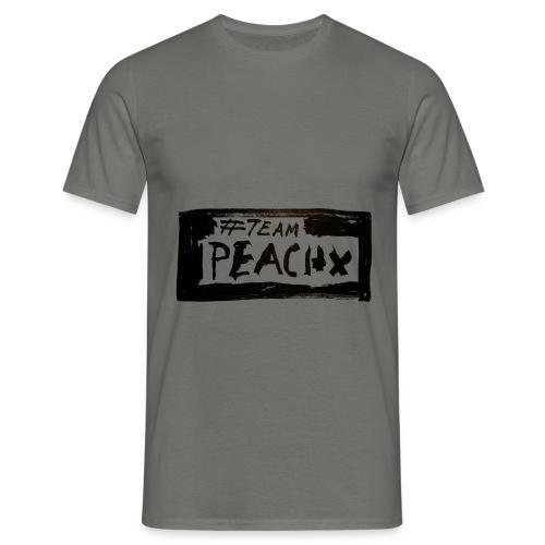 PeachX - Männer T-Shirt