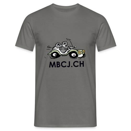 logo mbcj 50cm sans arc - T-shirt Homme