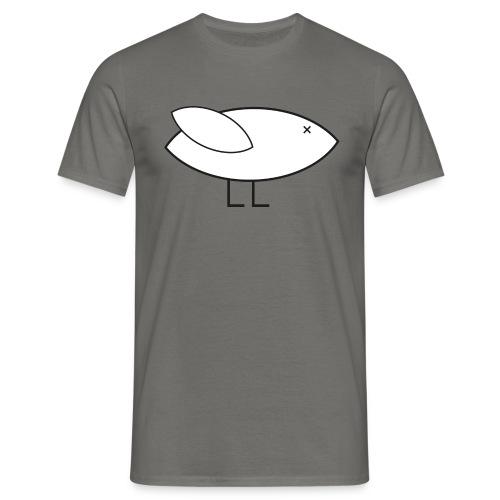Creature-Hildegaard - Männer T-Shirt