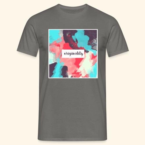 Originality - Maglietta da uomo