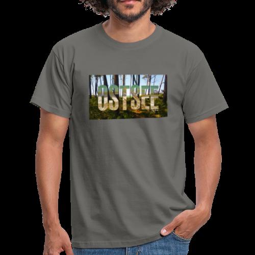 Ostsee - Männer T-Shirt
