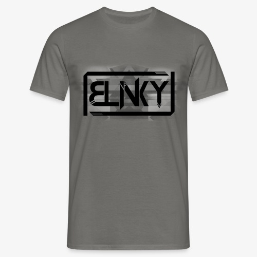 Blinky Compact Logo - Men's T-Shirt