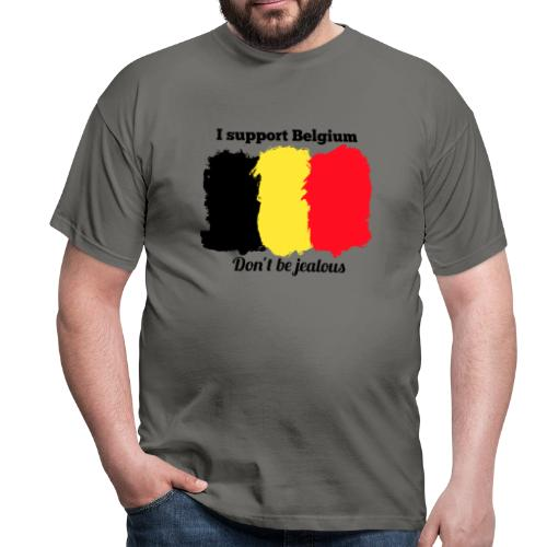 3SB - Edition limitée - I support Belgium - T-shirt Homme