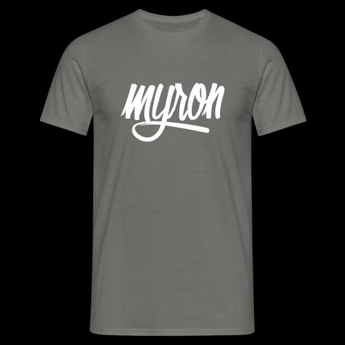 Myron - Mannen T-shirt
