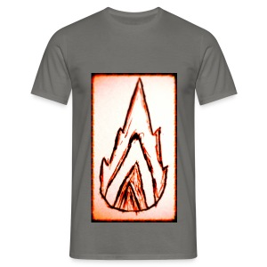 Igniting Flames - Herre-T-shirt