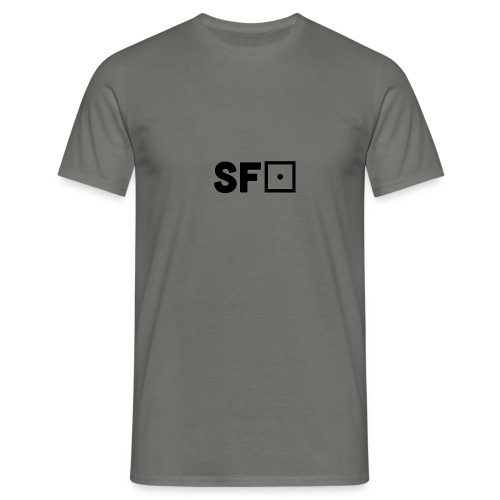 Square Featured Clothing - Men's T-Shirt