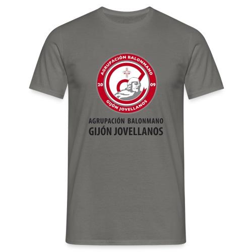 Escudo Gijón Jovellanos - Camiseta hombre