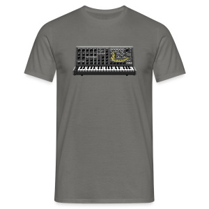 Ms. Twenty pixels Synth #TTNM - Männer T-Shirt
