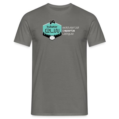kubator eSports League Waldviertel - Männer T-Shirt