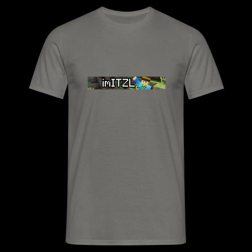 imITZL - Männer T-Shirt