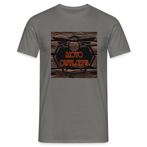 Moto Outlaws - Männer T-Shirt