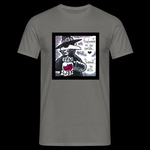 TronoVacante Cerusico 2 - Maglietta da uomo