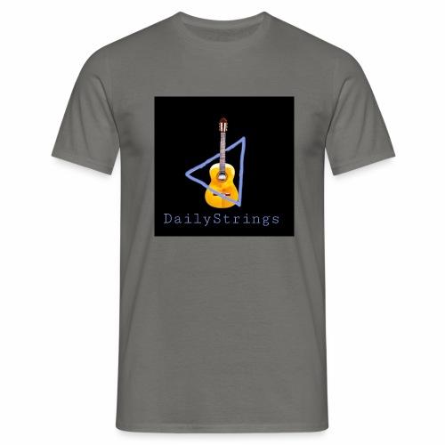 DailyStrings2k18 - Men's T-Shirt